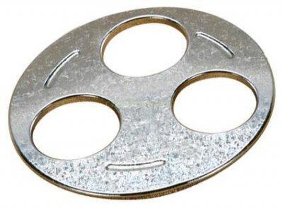 Стерилизатор 26 см для 3 банок диаметром 82 мм на кастрюлю