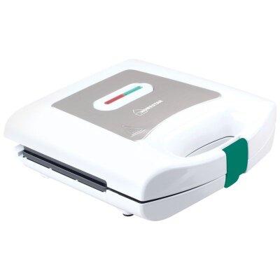 Сэндвич тостер для горячих бутербродов HomeStar HS-2015 белый, 750Вт