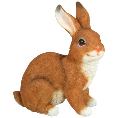 Фигурка садовая «Кролик» GF-R-03 полистоун Высота: 30 см