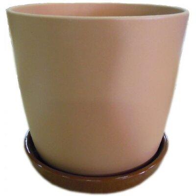 """Цветочный горшок """"Пион"""" керамика 2л"""
