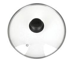 Крышка 30 см стеклянная Regent 93-LID-01-30 для сотейников