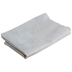 Мешок хозяйственный белый полипропиленовый на 50 кг 1 шт
