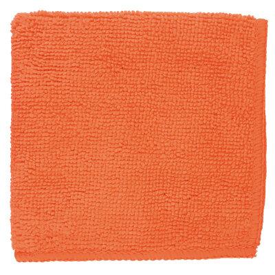 Салфетка из микрофибры 25х25 см Рыжий Кот М-02C-Есо, коралл