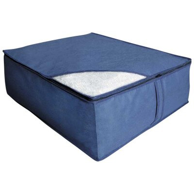 Кофр для хранения одеял и подушек П-17 Рыжий КОТ 50х58х19 см