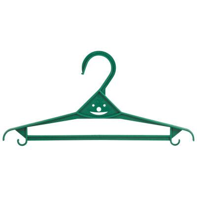 Вешалка плечики для одежды размер 40-42 пластиковая