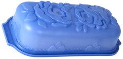 Силиконовая форма для выпечки кекса «Анастасия» Regent 93-SI-FO-32, Размер: 34х16х7,5 см