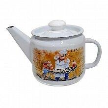 Чайник заварной 1 л Кулинар С-2707П2/4 Лысьва