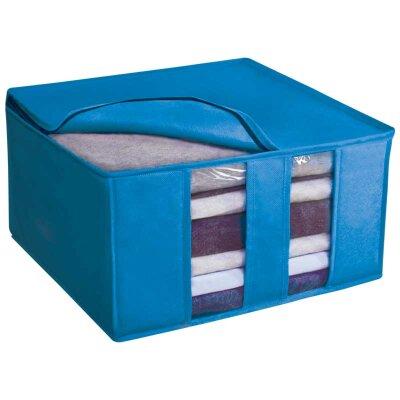 Рыжий КОТ Ящик раскладной для хранения вещей, спанбонд, 40x40x25 см