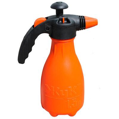 Садовый опрыскиватель ЖУК ОП-205 1.5 л ручной, оранжевый