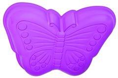 Силиконовая форма для выпечки кекса «Бабочка» Regent 93-SI-FO-12 , 24x33x5 см