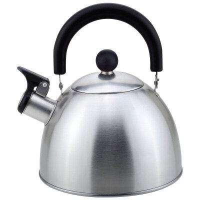 Чайник нержавеющая сталь для плиты 2.3 л Mallony MAL-039-MP