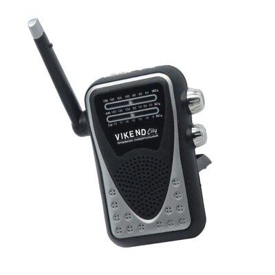 Сигналэлектроникс VIKEND CITY Радиоприемник  УКВ 64-108 МГц
