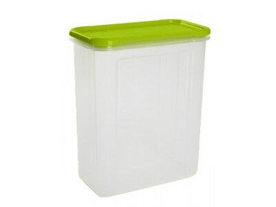 Банка с дозатором 1.5 л Bono арт. GR2233 Plastic Republic для сыпучих продуктов