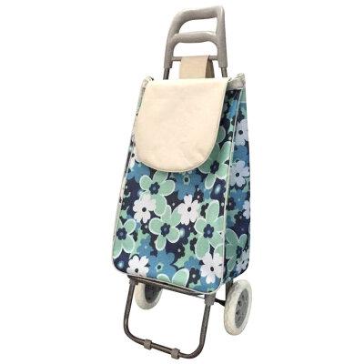 Тележка хозяйственная с сумкой для продуктов, 25 кг A204 НЕЗАБУДКИ
