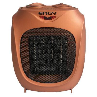 Обогреватель вентилятор керамический 1500 Вт Engy РТС-300A бронзовый