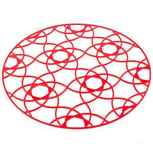 Решетка для круглой раковины 29 см пластиковая