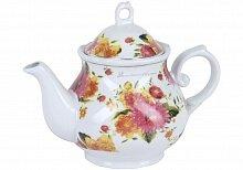 Чайник заварочный фарфоровый 1.1 л RPO-250013-L