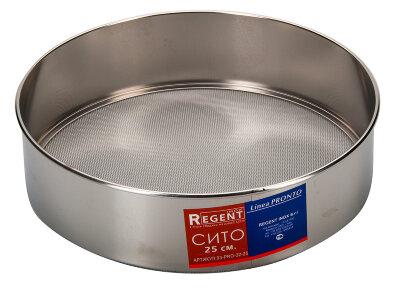 Сито для муки Regent 93-PRO-32-25 25х7 см