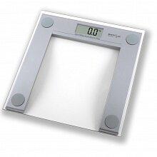 Напольные весы прозрачные электронные до 150 кг MAXTRONIC MAX-308 стеклянная платформа