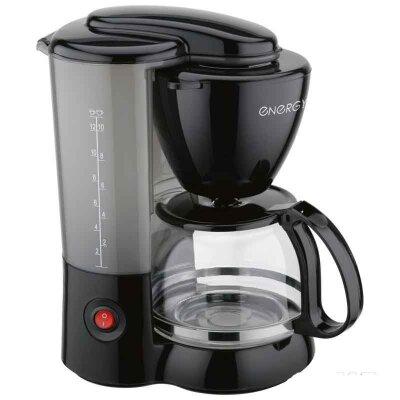 Капельная кофеварка 1.2 л 800 Вт ENERGY EN-600 с нейлоновым фильтром