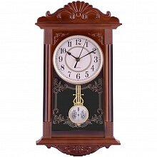 "Часы настенные MAX-9797 ""Традиция"" с маятником"