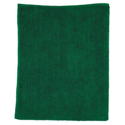 Тряпка для мытья пола из микрофибрыс 43х53см Рыжий Кот M-02F-M, цвет - зеленый