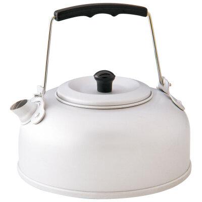 Чайник походный для костра CK-071 1 л алюминий с крышкой