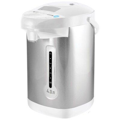 Energy TP-619 Чайник термос электрический 4 л 750 Вт  с автоматической и ручной подачей воды
