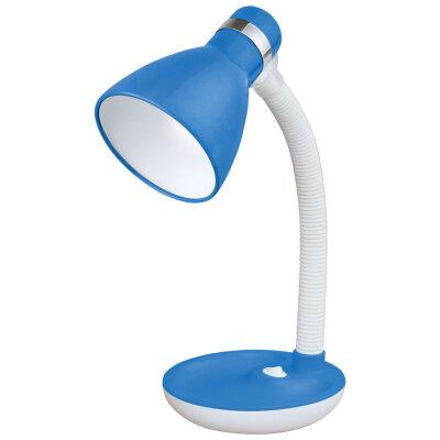 Светильник настольный для рабочего стола Energy EN-DL15 Голубой с белым под цоколь Е27