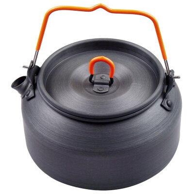Чайник походный костровой 1 л ECOS CK-206 анодированный алюминий
