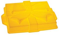 Форма для выпечки кекса «Бант» 93-SI-FO-39 силикон, 34х24х6см