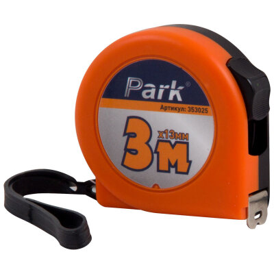 Рулетка Park  3мx13мм TM25-3013