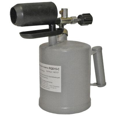 Паяльная лампа RQD15-C 1,5 литра на бензине
