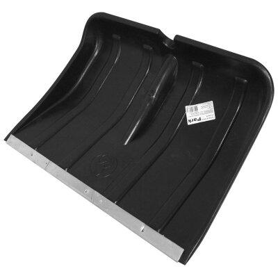Ковш снеговой для лопаты пластмассовый 49х37 см Заря с металлической планкой