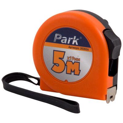 Рулетка Park 5мx19мм TM26-5019