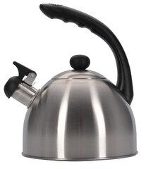 Regent 94-1501 Чайник нержавеющая сталь для газовой плиты со свистком 1.8 л