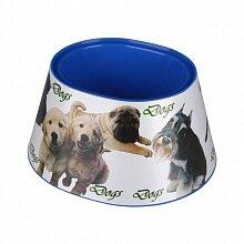 Миска для собак 0.65 л Dogs М4720 Альтернатива d 19 см