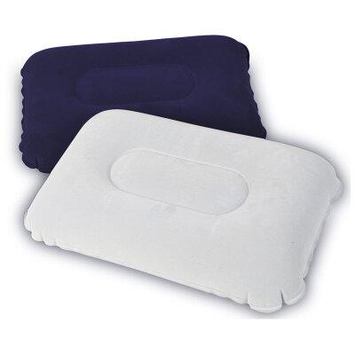 Bestway 67121N Подушка надувная флокированная 48x30 см