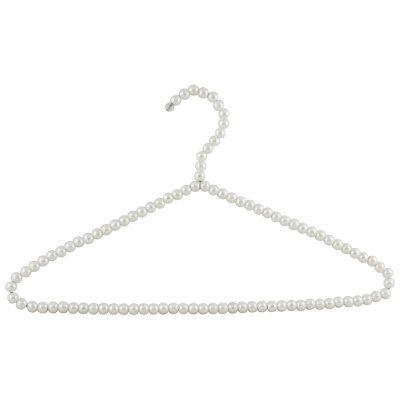 Вешалка плечики с бусинами Рыжий КОТ PV-B для одежды