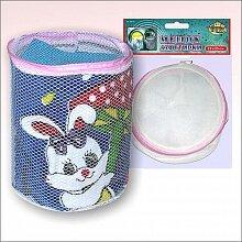 Мешок сетка для стирки нижнего белья 20х25 см MJ87-78