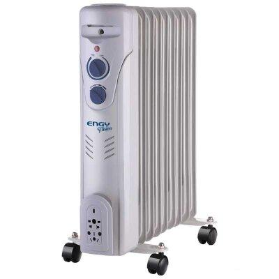 Радиатор масляный ENGY EN-2309 Fusion 9 секций 2000 Вт на колесиках