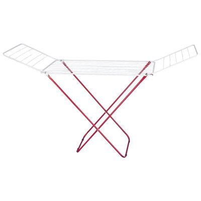 Сушка напольная для белья раскладная на 20 м Рыжий КОТ CD-20 до 10 кг белья, размеры 180х55х105 см