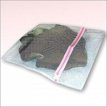 Мешок для стирки нижнего белья и носков 40х50 см MJ87-77 полиэстер