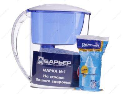 Кувшин фильтр Барьер ЭКСТРА 2.5 л