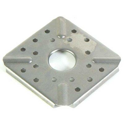 Рассекатель для газовой плиты квадратный малый 9 см