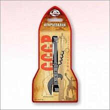 Открывалка консервный нож штопор Ретро-СССР AN57-42 МультиДоМ
