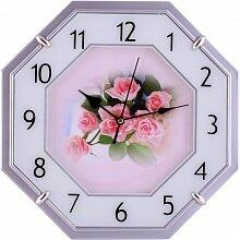 "Часы настенные MAX-8870С ""Романтика"" ромб"