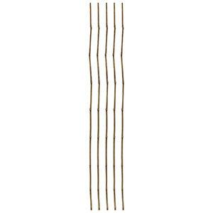 Опора бамбуковая для растений 60 см, 5шт