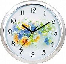 """Часы настенные MAX-9559D """"Торжество"""" 27 см круглые"""