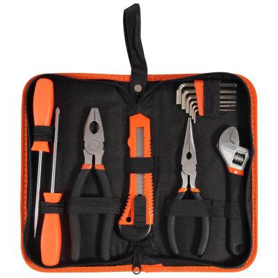 Домашний набор инструментов малый 12 предметов NABIN4 Park эконом